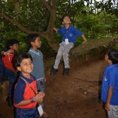 "Outdoor Classroom Day at ""The Big Barn Farm"""