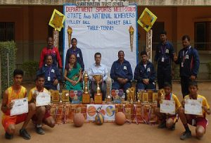 National Level Selected Players