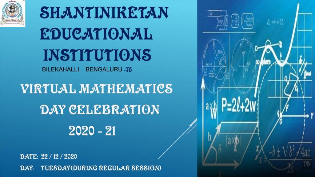 Mathematics Day 2-1