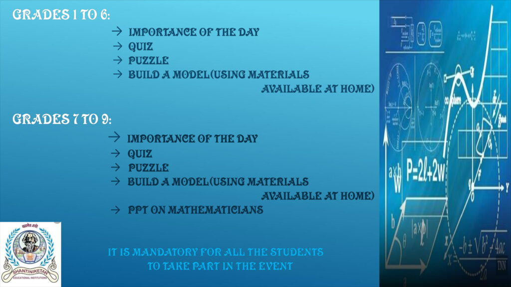 Mathematics Day 2-2